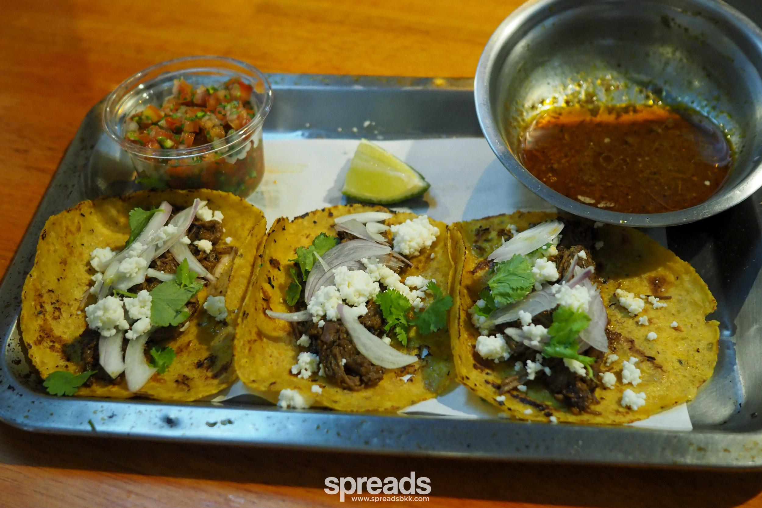 taco fest bkk tortilla quemada 2020