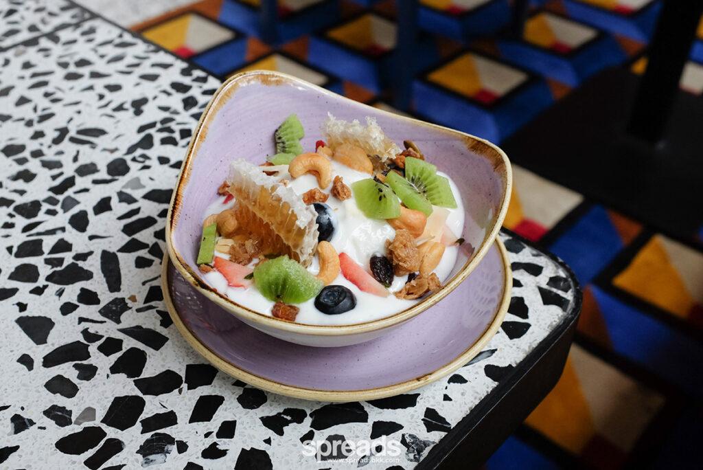 Chim Chim Bangkok food
