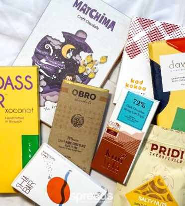 Craft chocolate Thailand