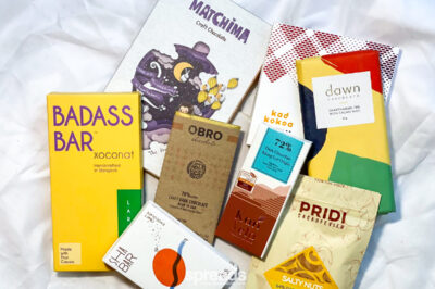 Craft chocolate Thailand
